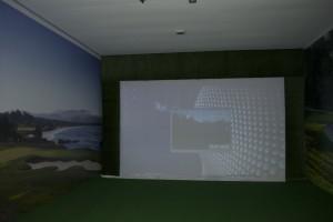 symulator golfa Bazasport Koszalin